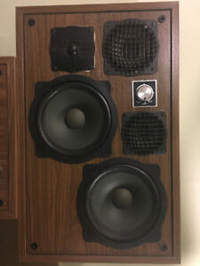 VIDEOTON  DC 4001 A  SPEAKERS
