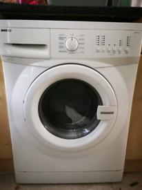 Cooker, fridge, washing machine and corner sofa £200 for all