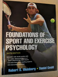Foundations of Sport and Exercise Psychology textbook