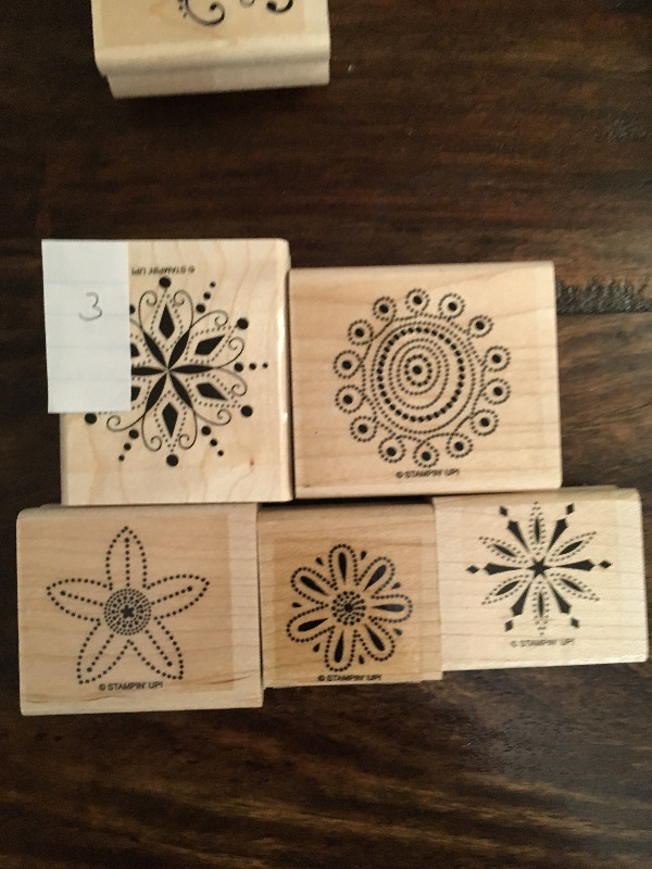 Stampin Up Stamp Sets For Sale