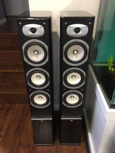 SINCLAIR AUDIO BRIGHTON SERIES BT36 TOWERS