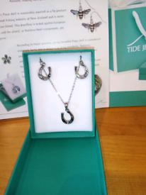 Tide jewellery horseshoe