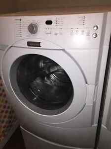 Maytag Washer with pedestal