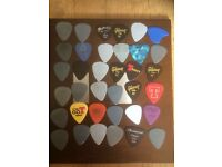 Load of guitar plectrums for sale