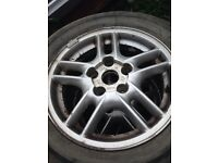 Alloys to fit vw sharan transporter ford Galaxy