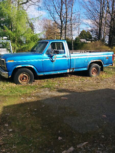 Pickup ford1984