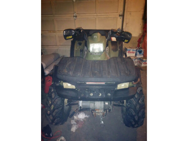 Used 2004 Polaris Sportsman 500/H.O atp