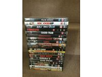 20 DVDs
