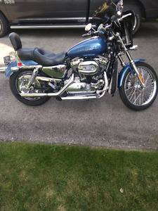 Like New - 2006 Harley Davidson 1200C Custom Sportster