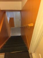 1 Bedroom basement apartment for rent - Immediately