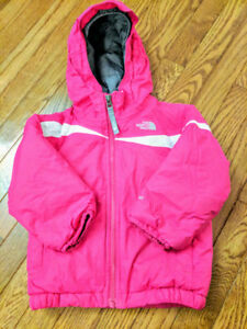 The North Face Girl's Winter Jacket (size 2T)