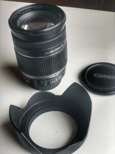 Canon EF-S 18-200 mm f 3.5-5.6 IS Lens