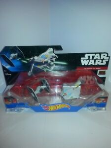 STAR WARS HOT WHEELS TOY SHIPS TIE FIGHTER VS GHOST NEW