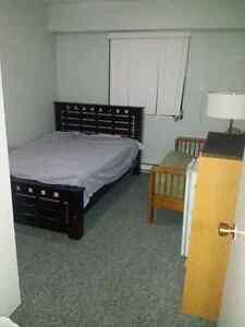 Furnished bedroom, Esquimalt road  (by country grocer)