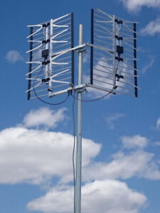 TV Antenna plus Equipment  for TV reception with No Cable Costs