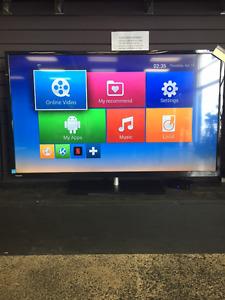 Toshiba 50 Inch LED 120 Hz W/Remote