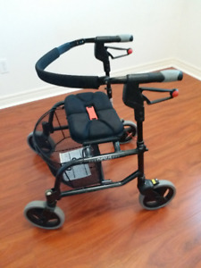 Nexus 2 Rollator walking aid