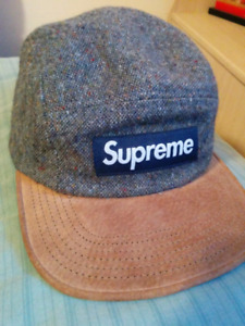 Selling supreme donegal camp cap FW2011