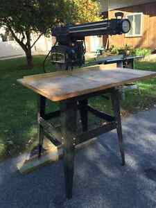 Radial arm saw $200 obo Kingston Kingston Area image 3
