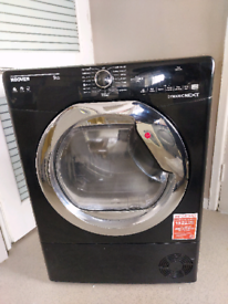 Hoover dynamic next tumble dryer 9kg used