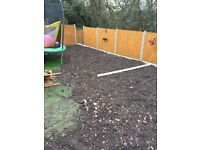 Gardening Decking Painting Tree Cutting Turfing Gutter Jet Wash Fencing Patio Slabbing Blocked Drain