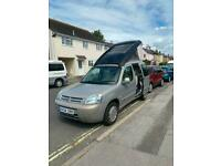 Lifestyle La Parisienne Citroen Berlingo 2 ltr Hdi 2 Berth, Campervan for Sale