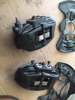 Lexus IS 350 brake callipers