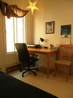 Short/Medium term room rental - Chambre pour court/moyen terme