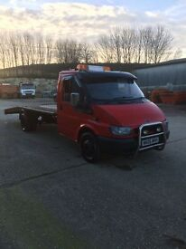 X2 TRANSITS FOR SALE / RECOVERY TRUCK / DROP SIDE / FLAT BED