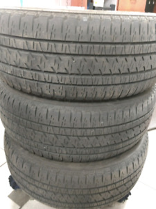 For sale 2 all season tires p25555r20