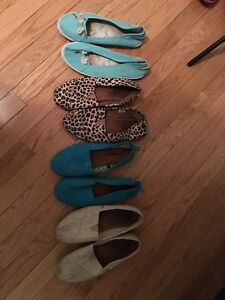 TOMS/BOBS style shoes