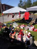 """CHRISTMAS IN JULY"" YARD SALE FOR PET SAVE"