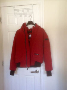 Canada Goose winter jacket (short, small size)