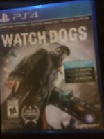 Watchdogs for playstation 4