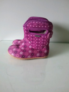 Bogs Toddler Winter Boots Size 7