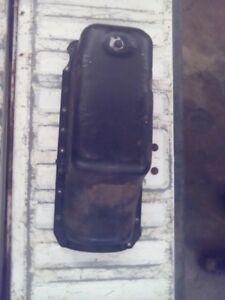 Oil Pan for 1984 GMC 7000