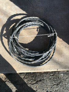 65 ft of 6/3 Cable electric cable