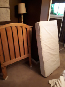 Good condition, solid wood, complete