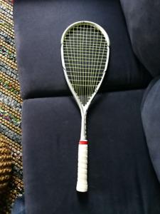 Wilson N Code 120 squash racket