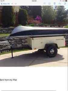 For Sale:  Boat and Trailer