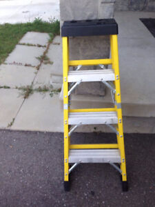 Heavy Duty GRP Ladder