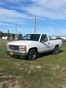 1997 GMC SHORTBOX TRUCK