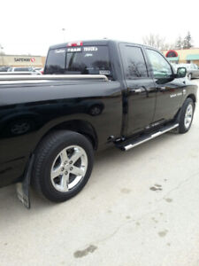 looking to trade my 2012 Dodge Ram Big Horn