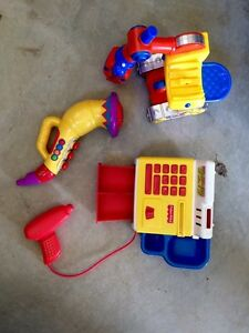 Fisher price toy lot