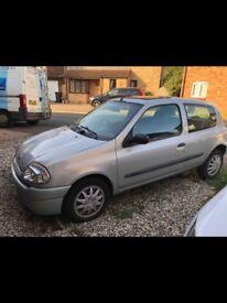 Renault Clio Grande