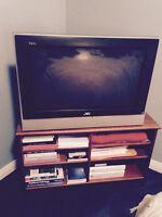 JVC tube TV