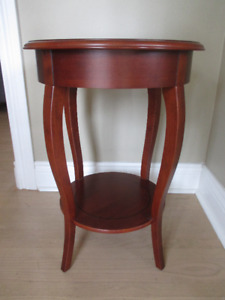 NEW accent / side table from Bombay company