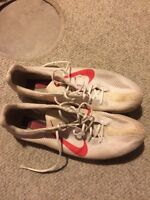 Nike Ventulus 2 track and field spikes size 9