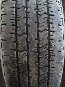 P235/75R17 HANKOOK DYNAPRO AT  have two