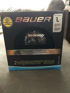 BRAND NEW Bauer SR Hockey Equipment